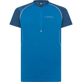 La Sportiva Advance Camiseta Hombre, neptune/opal